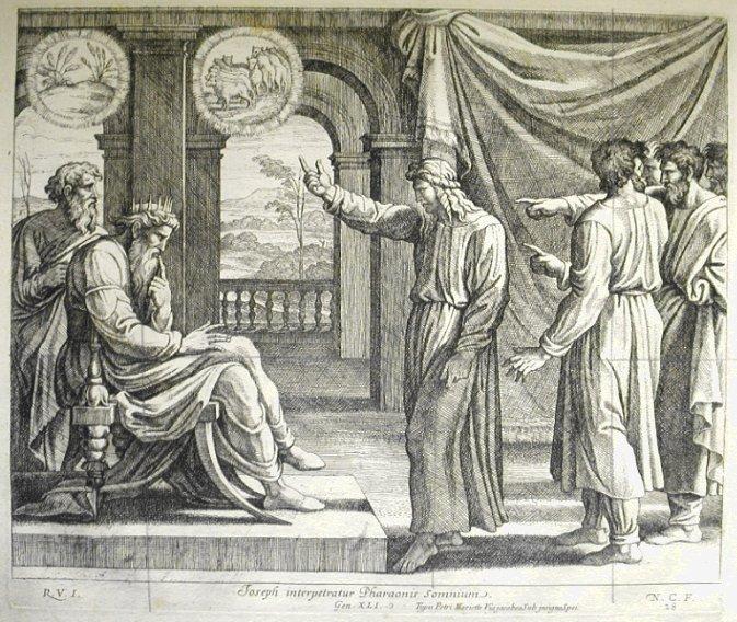 Nicolas Chaperon 1612 1656 Ecole Francaise La Bible De