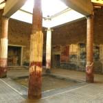 San-Marco entree avec colonnes