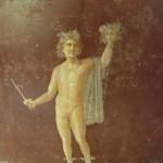 san-marco-personnage maculin persée tenant la tête