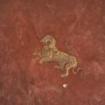 Oplontis la villa de Poppée fresque1 leopard
