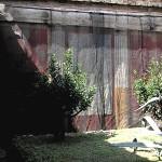 Oplontis la villa de Poppée fresques protectionA