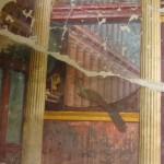 Oplontis la villa de Poppée salon detail