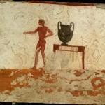 paestum-480 an av. l'homme au vase JC