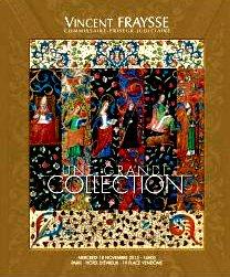 Cinq siècles d'enluminures du XIIIe au XVIIe