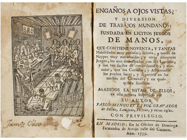 libros magia madrid: