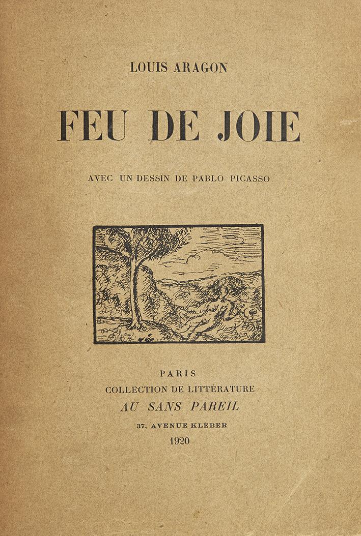 aragon-louis-feu-de-joie-paris-au-sans-pareil-collection-litterature-1920-190-x-13mm-plein-maroquin-noir-janseniste-dos-lisse-titre-or-tete-doree-doublures-et-gardes-de-maroquin-bordeaux-couverture-et-dos-conserves-etui-m-f-le--7