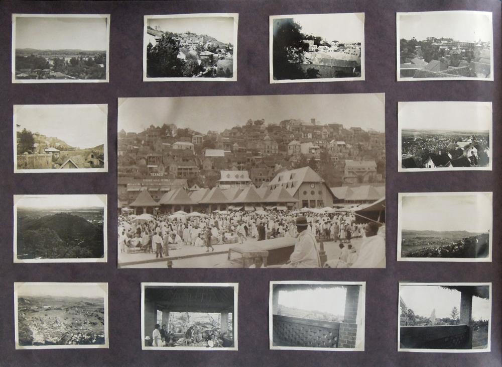 Madagascar album de photographies vers 1937 bibliorare - Chambre nationale commissaire priseur ...