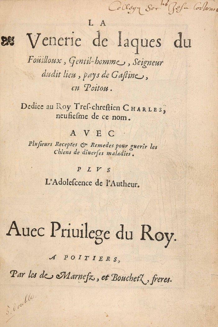 du-fouilloux-jacques-la-venerie-avec-plusieurs-receptes-remedes-pour-guerir-les-chiens-de-diverses-maladies-poitiers-de-marnef-et-bouchetz-freres-s-d-vers-1566-1567--51_1