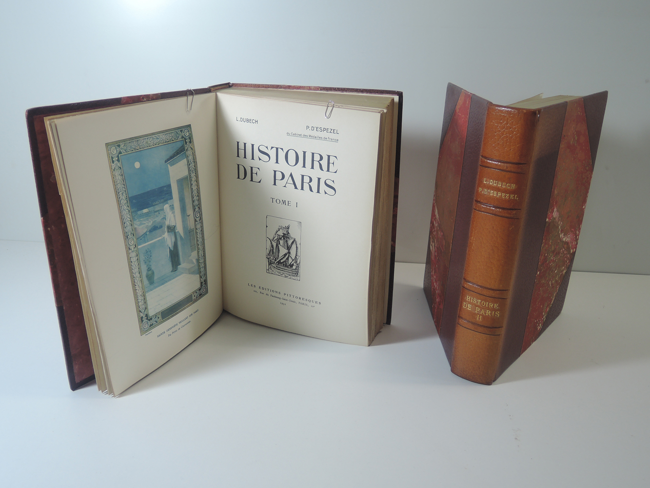 l-dubech-p-d-espezel-histoire-de-paris-les-editions-pittoresques-1931--5