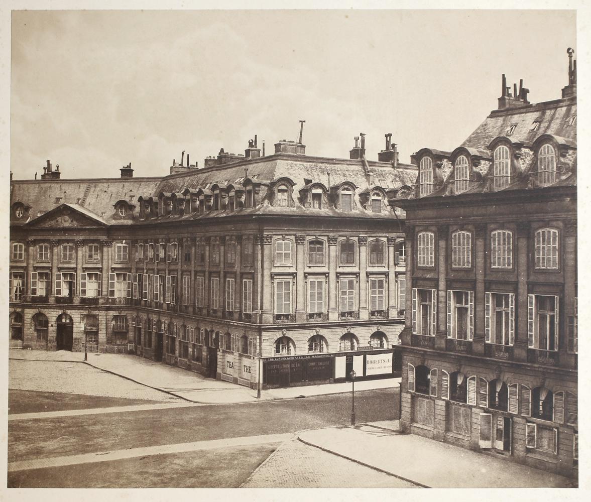 olympe-aguado-de-laq-marismas-1827-1894-place-vendome-vue-de-sa-fenetre-vers-1855-papier-sale-282x335mm--118