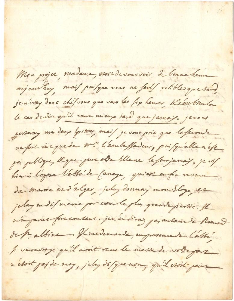 jean-le-rond-dalembert-1717-1783-l-a-fin-janvier-ou-debut-fevrier-1751-a-la-marquise-de-crequi-3-pages-in-4-adresse-tres-belle-lettre-litteraire-il-la-previent-de-sa-visite-le-soir-cest-bien-le-cas-de-dire-quil--3A