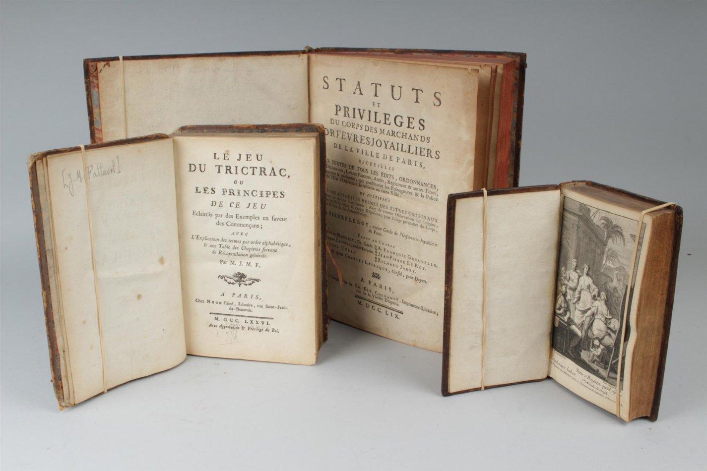 ensemble-de-trois-ouvrages-cabinet-des-singularites-d-architecture-peinture-sculpture-graveur-paris-1699-1-volume--11